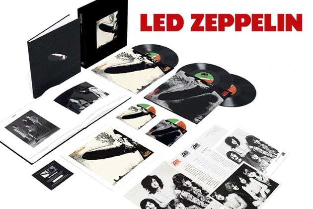 LED ZEPPELIN BOX