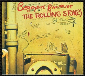 THE ROLLING STONES _ BEGGARS BANQUET COVER ART