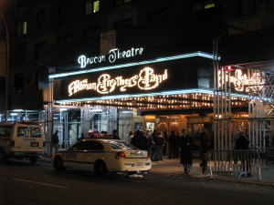 ALLMAN BROTHERS BAND _ BEACON THEATRE MARQUEE