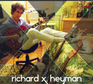 RICHARD X HEYMAN_X COVER ART