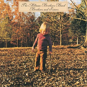 THE ALLMAN BROTHERS BAND _ BROTHERS AND SISTERS _ COVER ART