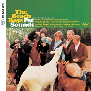 THE BEACH BOYS _ PET SOUNDS COVER ART