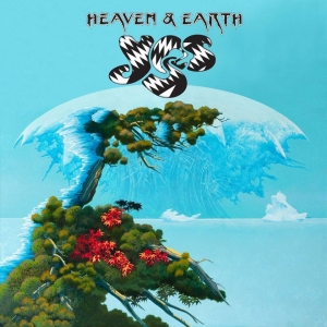 YES - HEAVEN & EARTH _ ALBUM COVER