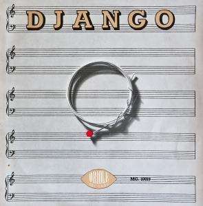DJANGO GUITAR STRING COVER ART