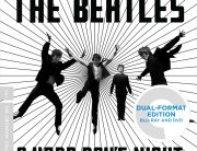 THE BEATLES _ A HARD DAY'S NIGHT BLU-RAY COVER ART _ THE CRITERION COLLECTION