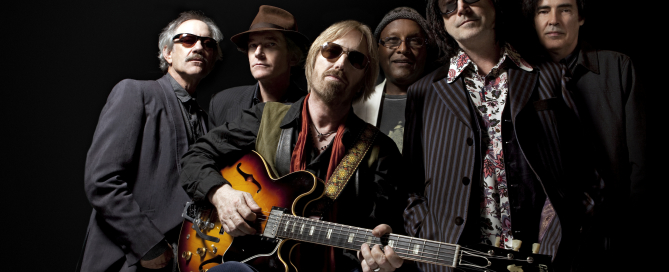 TOM PETTY & THE HEARTBREAKERS _ 2014 BAND SHOT BY MARY ELLEN MATTHEWS - LOWER RES
