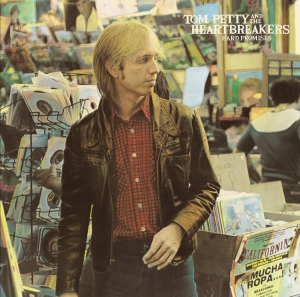 TOM PETTY & THE HEARTBREAKERS _ HARD PROMISES COVER ART