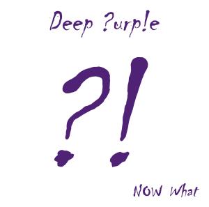DEEP PURPLE _ NOW WHAT! _ ALBUM COVER