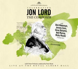 JON LORD _ CELEBRATING JON LORD THE COMPOSER _ COVER ART