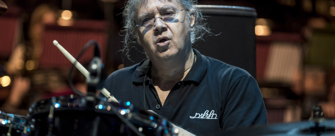 Jon Lord, Deep Purple & Friends_Celebrating Jon Lord_press pictures_Ian Paice_2_credit Neil Lupin