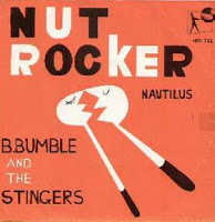 B. BUMBLE AND THE STINGERS _ NUT ROCKER 45 COVER