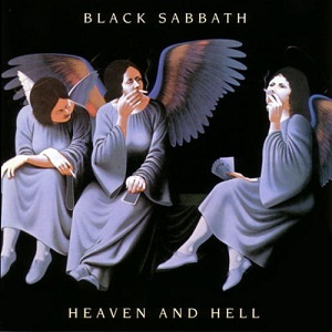 BLACK SABBATH _ HEAVEN AND HELL _ COVER ART