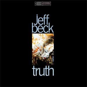 JEFF BECK _ TRUTH _ COVER ART