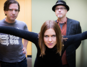 Juliana Hatfield Three_1 _ photo by Johnny Anguish