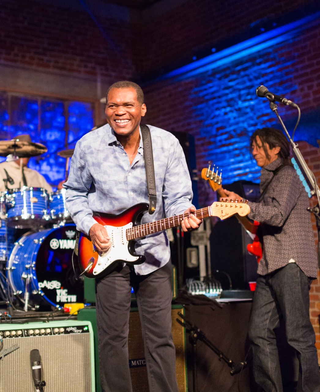 Robert Cray On How He Goes Up The Mountain To Get The