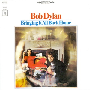 BOB DYLAN - BRINGING IT ALL BACK HOME _ COVER
