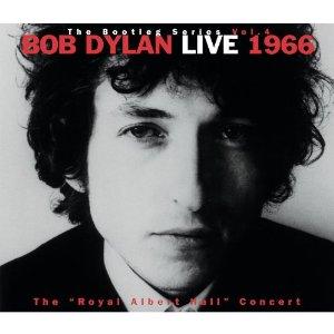 BOB DYLAN - ROYAL ALBERT HALL 1965 CONCERT _ COVER