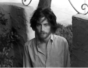 JD SOUTHER - B&W PHOTO BY LINDA RONSTADT