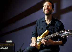 PAUL GILBERT - LOOKING UP WITH GUITAR