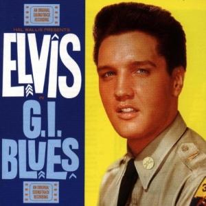 ELVIS PRESLEY - GI BLUES _ COVER