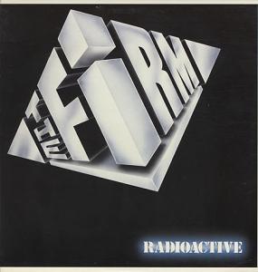 THE FIRM - RADIOACTIVE _ 45 SLEEVE