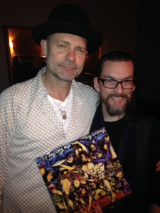 MM & GORD DOWNIE _ NYC 05.02.14 (1)