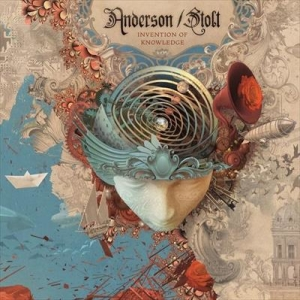 ANDERSON STOLT - INVENTION OF KNOWLEDGE _ COVER
