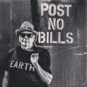 NEIL YOUNG - NO BILLS B&W _ PHOTO BY DARYL HANNAH